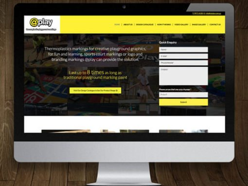 @play WordPress Website Design and Development
