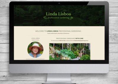 Linda Lisboa WordPress Website Design and Development