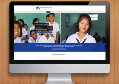 Marist Missions WordPress Website Design and Development
