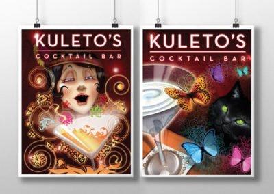 Kuletos Bar Poster Design