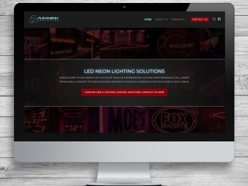 Flexineon WordPress Website Design and Development